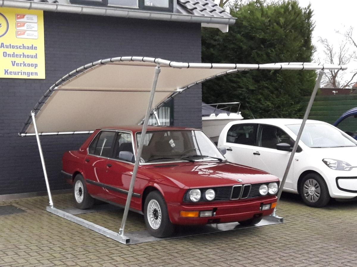 Aluminium Carport TOP360-2